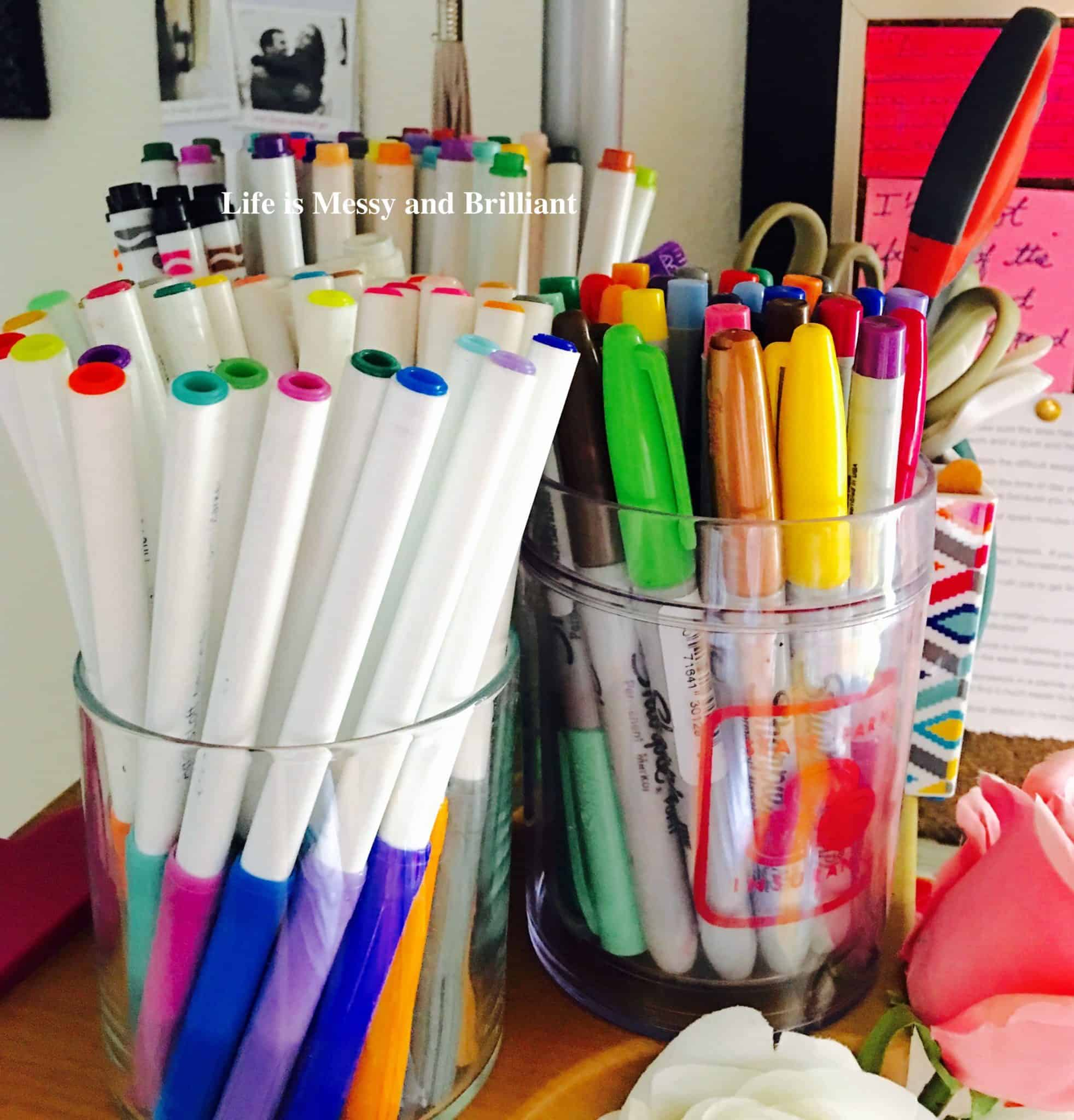 Brilliant Office Organization Ideas: How To Keep An Office Organized + Free Office Organization