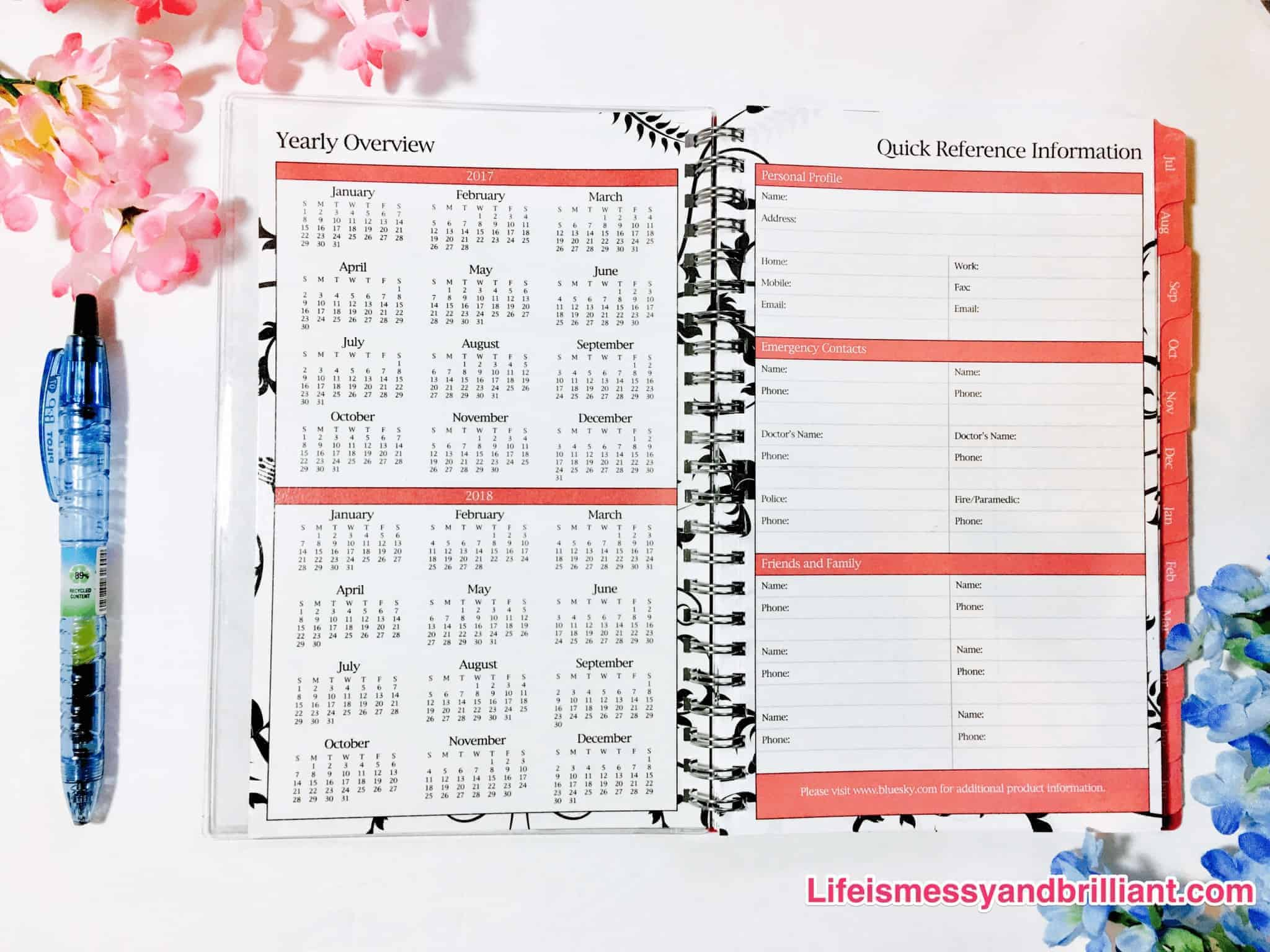 the best school planners for students 2017 2018