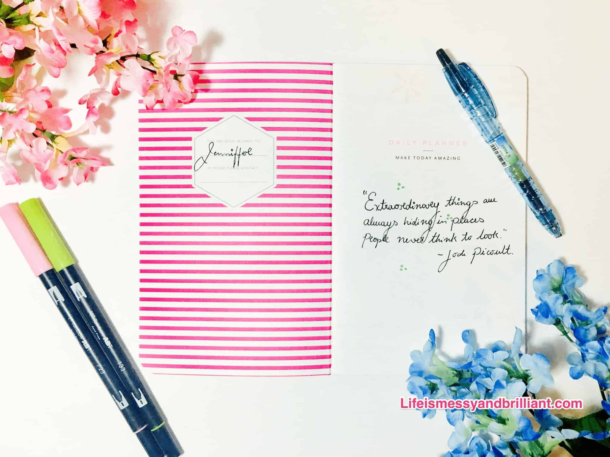 best school planners bullet journal college notes college organization college note taking