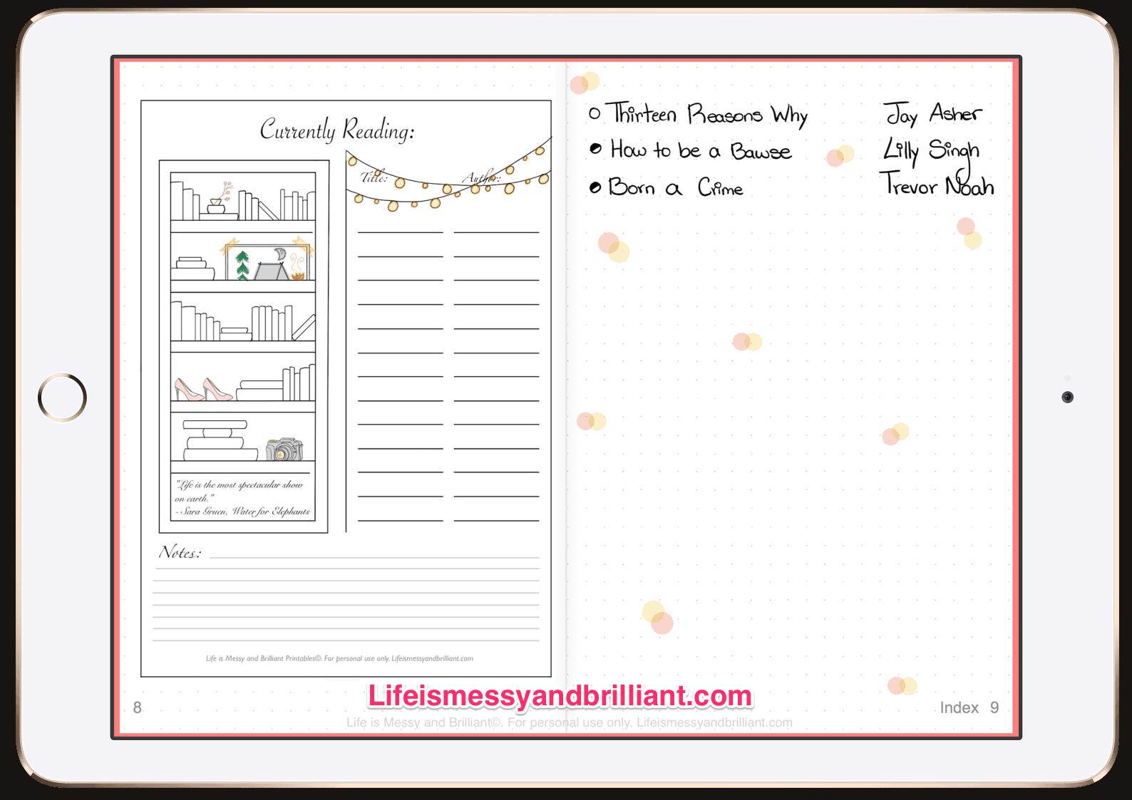 Digital Art Journaling App