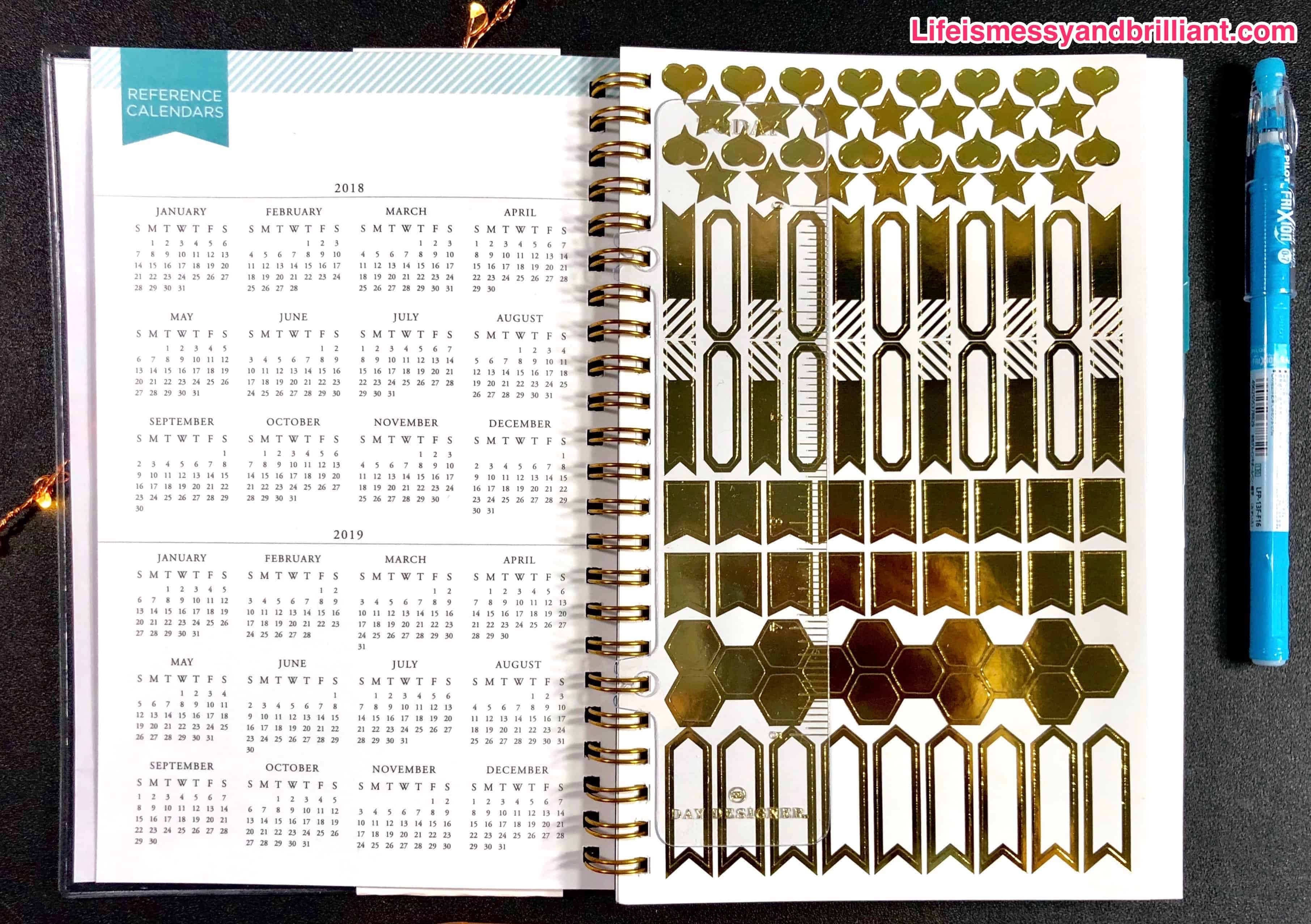 the best school planners for college students 2018 2019