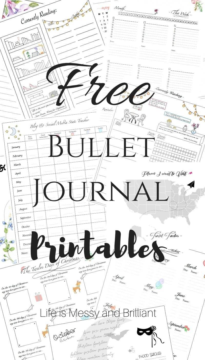 Dein Grosses Bullet Journal Materialbuch 15